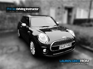 Lauren passes with no faults