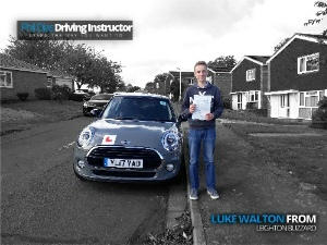 Luke passes with no faults