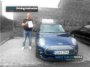 Matt passes with no faults